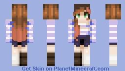 + Simone + {MM Assassins Reimagined} Minecraft Skin