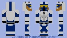 clan mandalore stormbringer Minecraft Skin