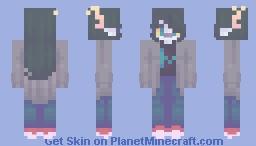 𝘢𝘯 𝘢𝘱𝘰𝘭𝘰𝘨𝘺 ;,,; 𝘷𝘳𝘪𝘴𝘬𝘢 𝘴𝘦𝘳𝘬𝘦𝘵 ;,,; Minecraft Skin