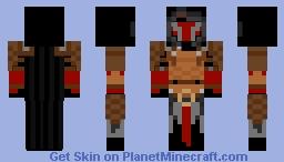 Revan (medieval style) Minecraft Skin
