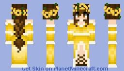 Miss Noa Minecraft Skin