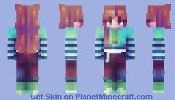 ~*~ A Fern ~*~ Minecraft Skin