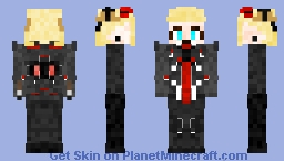 DAEMON X MACHINA: Abyss Minecraft Skin