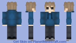 ★ Tom ★ {Eddsworld} Minecraft Skin