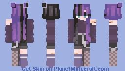 Different Minecraft Skin