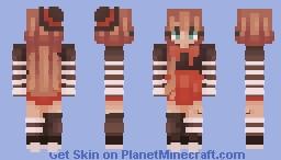 Troublemaker - New Shading! Minecraft Skin