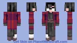 + Fire Nation tho o-o + Minecraft Skin