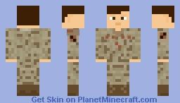 Air Force OCP Minecraft Skin