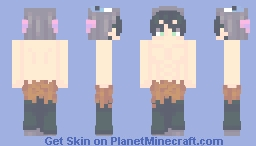 HOUSE OF WOLVES Minecraft Skin