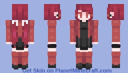 𝐼 𝓈𝒽𝑜𝓊𝓁𝒹 𝓀𝓃𝑜𝓌, 𝓉𝒽𝒶𝓉 𝓎𝑜𝓊'𝓇𝑒 𝓃𝑜 𝑔𝑜𝑜𝒹 𝒻𝑜𝓇 𝓂𝑒 Minecraft Skin