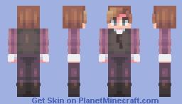 -+- Grey Hollows Remake // RQ // FS // IDK anymore -+- Minecraft Skin