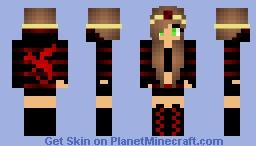 demon Minecraft Skin