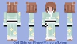 Kekkonshiki~ Japanese Minecraft Skin