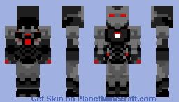 fortnite season 4 war machine skin Minecraft Skin
