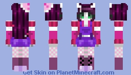 - Demo - a skin that I literally forgot exisited Minecraft Skin