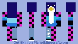 blujay 404 Minecraft Skin