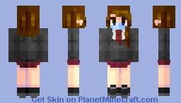 school? yes, school, m'ladies - ce Minecraft Skin