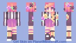 -=+=- Error 404 // st // popreel!! -=+=- Minecraft Skin