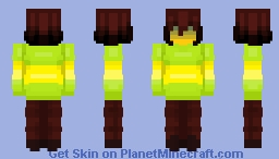 Kris (Shaded!) Minecraft Skin