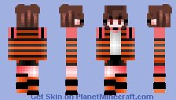 - Like Halloween - CE/ day 11 Minecraft Skin