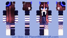 '' I'm not from this planet. '' - UPDATE Minecraft Skin