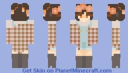 Pumpkins Minecraft Skin