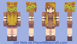 okok fall is alright i guess Minecraft Skin