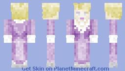 Glacia of the Hoenn Elite Four Minecraft Skin