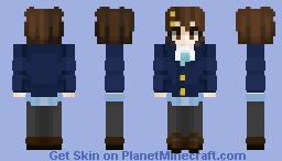 Yui Hirasawa Minecraft Skin