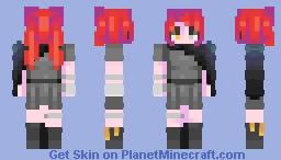crazy * night Minecraft Skin