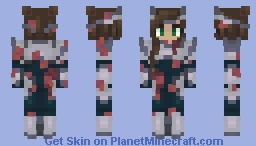 roses and thorns ~~ skinners olympics Minecraft Skin