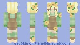 -= sunflower field SO =- Minecraft Skin