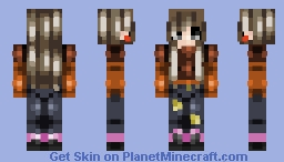 Happy ThanksGiving! Minecraft Skin