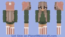 A e s t h e t i c Minecraft Skin