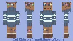 reindeer :) Minecraft Skin