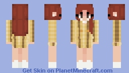 Another I Can't Stop Me Skin Of Tzuyu Minecraft Skin