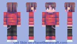 𝙘𝙤𝙢𝙛𝙮 𝙢𝙖𝙧𝙖𝙨𝙘𝙝𝙞𝙣𝙤 Minecraft Skin