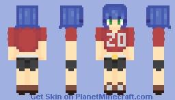 HAPPY NEW YEAR 2020! Minecraft Skin