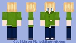 Tubbo_ Minecraft Skin