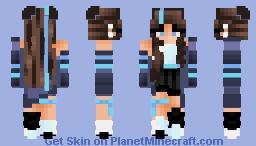 +~_Roller Blades_~+ Minecraft Skin