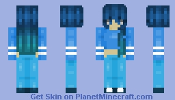 ~=Waves=~ Minecraft Skin