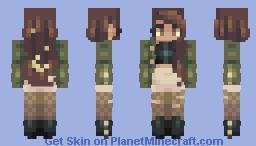 latchkey kid ~~ rce Minecraft Skin