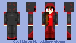 ~=Witchcraft And Wizardry=~ Minecraft Skin