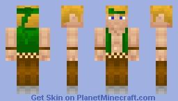 Prince fallen kingdom Minecraft Skin