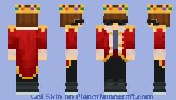 eret Minecraft Skin