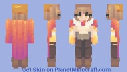 phoenix Minecraft Skin
