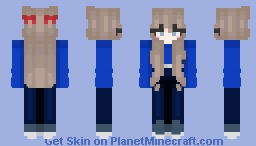 It's my birthday Minecraft Skin