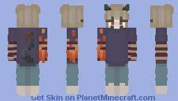 ~The Fury within~ Minecraft Skin