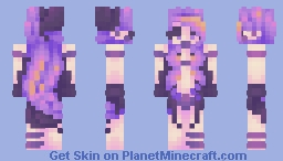 // Majikku . SGT . OC  // Minecraft Skin