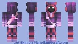 Enchanted bbh! Minecraft Skin